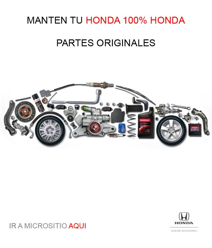 Refacciones Honda