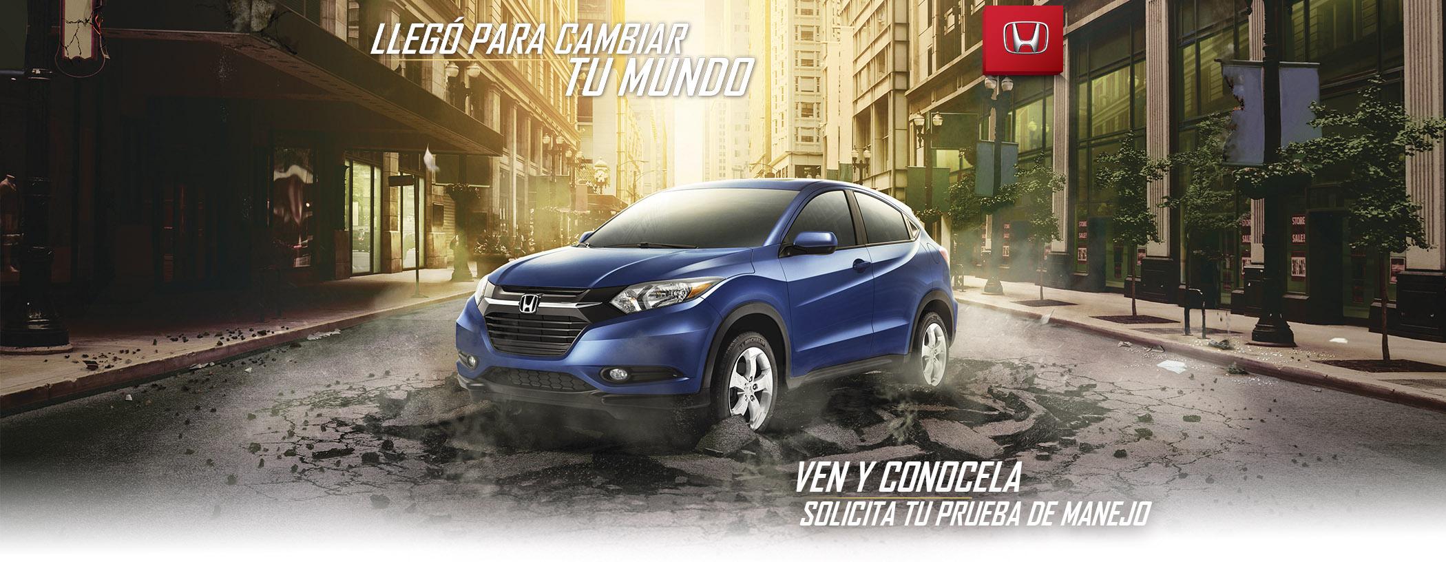 Honda Vanguardia González Gallo